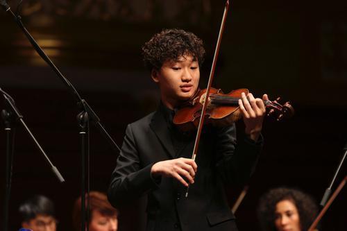 珠海莫扎特国际青少年音乐周开幕