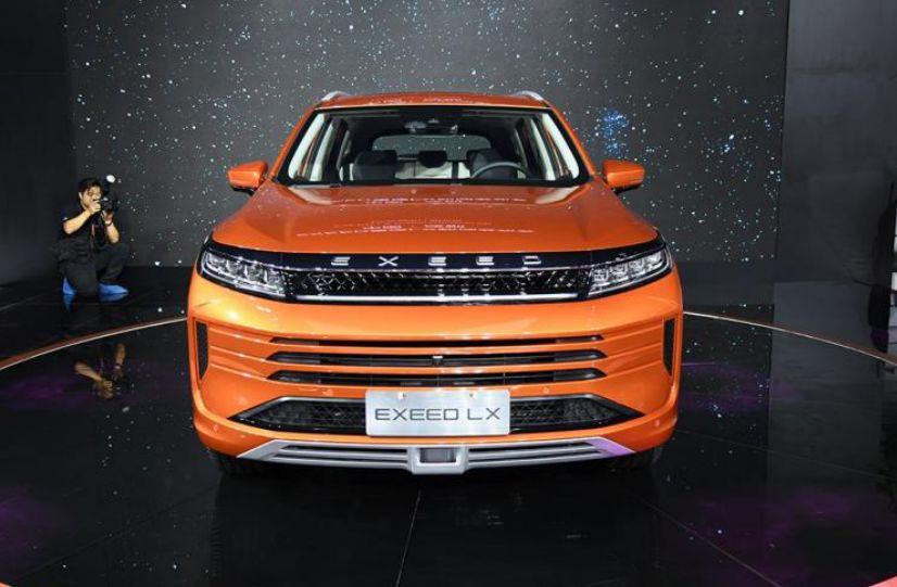 2019年成都车展,SUV Top5的颜王和怪咖分别是谁? | 聚展