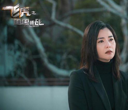 曾是TVB最美面孔,事业高开低走,获郑伊健独宠却从来不是小女人