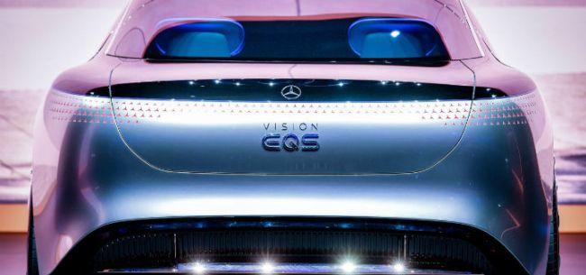 奔驰新能源汽车战略:2030年电动车型占一半以上