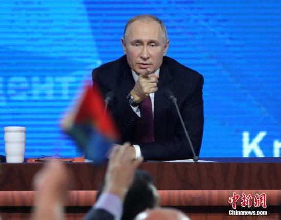 資料圖:俄羅斯總統普京。中新社記者 王修君 攝