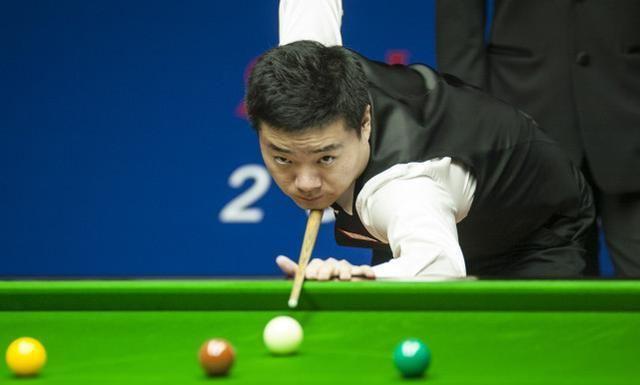 上海大师赛:世界冠军特鲁姆普跻身八强