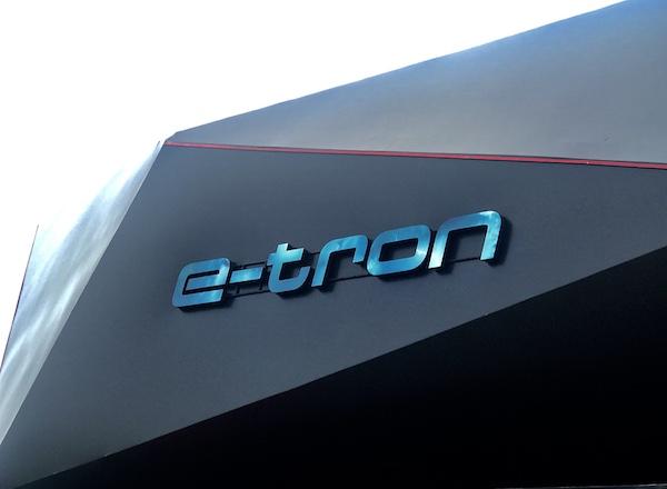 e-tron开启奥迪电气新篇章