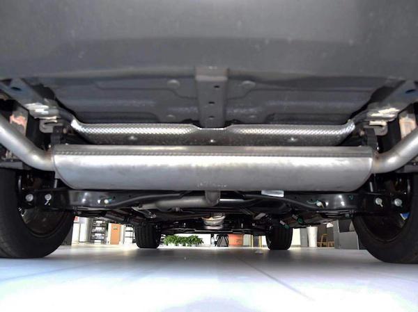 为什么说它是一款主流水平的中型SUV? 实拍迈克萨斯D60