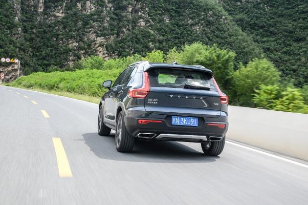 质感补足品牌差距 试驾沃尔沃亚太XC40 T4