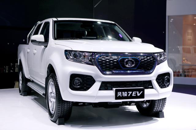 预售价25.68万起,百公里加速仅9S,风骏7 EV正式预售