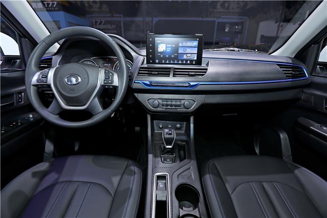 新能源皮卡之王长城风骏7 EV开启预售 超长质保超省心
