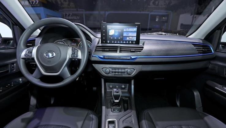 长城汽车发布旗下首款纯电动皮卡 风骏7EV预售25.68万元起