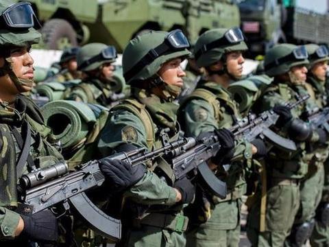 马杜罗发出强烈威胁!15万大军整装待发,将在美国盟友边境大练兵
