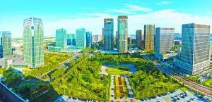 北京亦庄:经开区8月空气质量历史最好