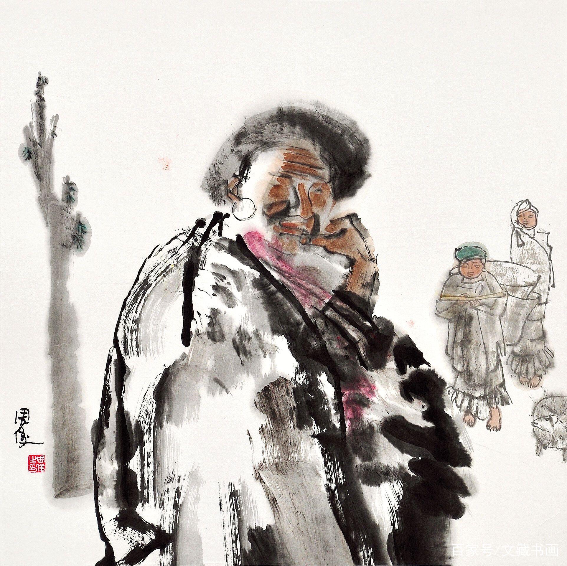 中国当代水墨如何突破?笔墨要过硬,不能把大写意变成粗制滥造