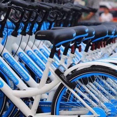 我市约谈公享单车企业,规范单车停放管理!