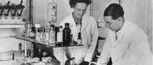 往事并不如烟——1897年9月12日,法国科学家伊伦·约里奥·居里出生