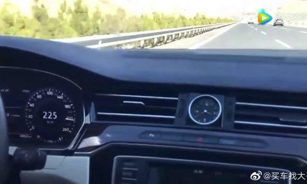 视频:迈腾跑到时速230公里,冲这隔音性,这钱花的真值了