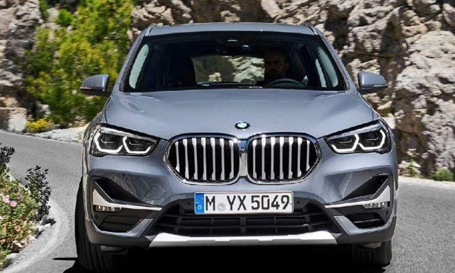 宝马入门级SUV新变化,X1迎来中期改款,X2国产降价!