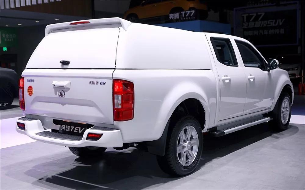 不烧油的皮卡,长城风骏7 EV预售25.68万元起