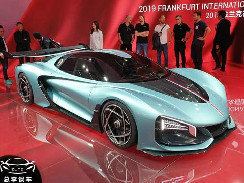 """为国争光,中国首台""""超级""""跑车,加速性能优于布加迪"""