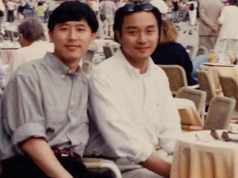 张国荣去世16年,生前好友唐鹤德发文缅怀