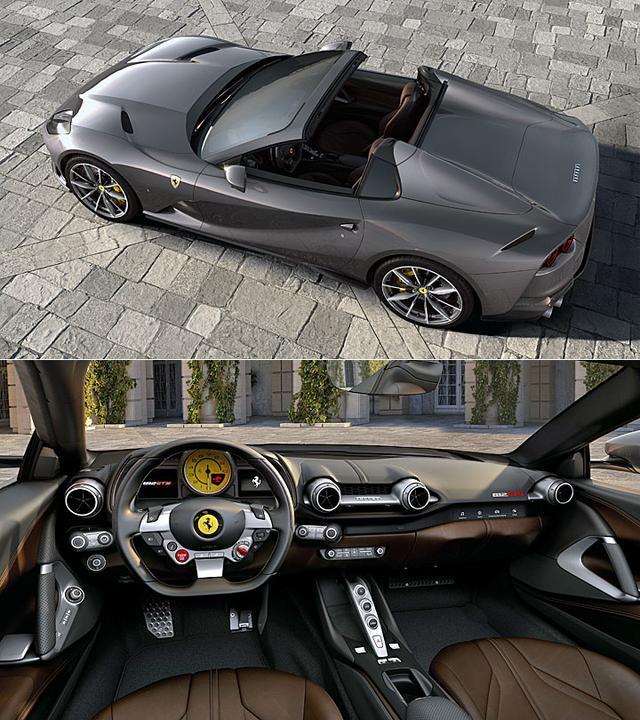 上空,V12动力,梦幻的品牌,你说,男人谁不爱这款车?