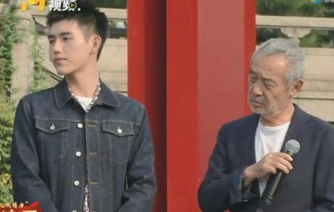 《白昼流星》田壮壮评价刘昊然、陈飞宇有素质、很努力、很认真