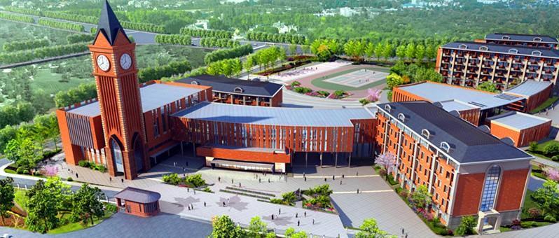 快看!呼和浩特这个地方将新增一个国际基础教育园区,从幼儿园到高中都有…