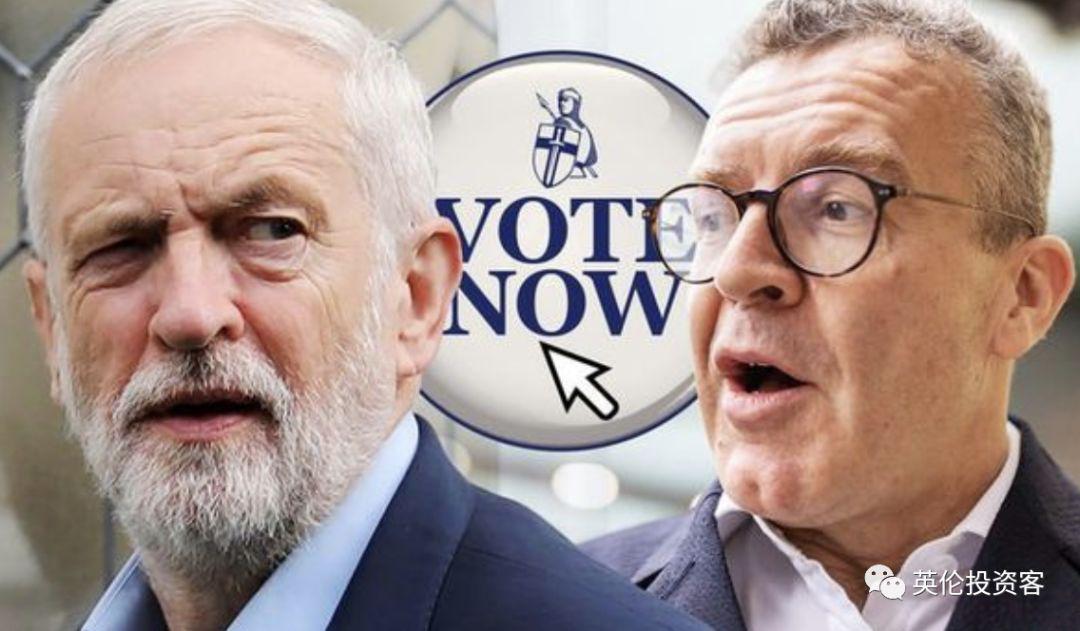 英国最大反对党爆发内讧 科尔宾和副手吵起来了