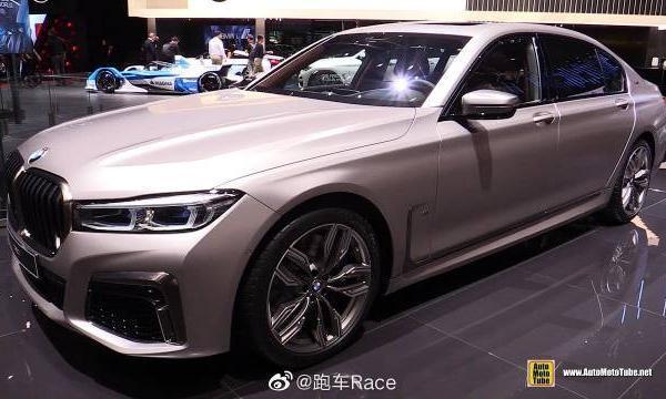 视频:汽车视频:2020 BMW 760Li xDrive