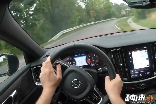 视频:沃尔沃S60驾驶体验,最安全的豪华车,开起来也是如此扎实