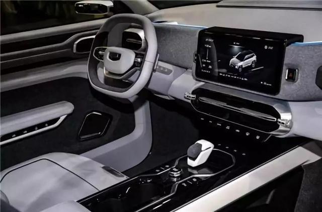 基于概念车打造,吉利年内又要出爆款,比博越漂亮