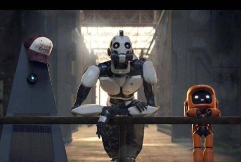 Netflix神剧《爱,死亡和机器人》,立刻给我看