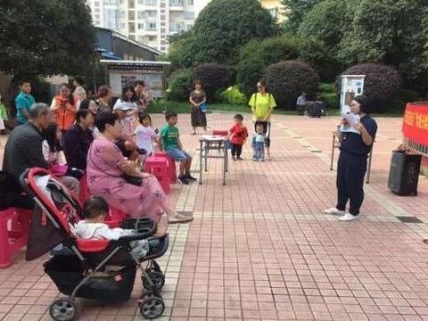 五华区城管局开展垃圾分类主题活动