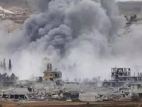"""叙利亚战争为何能打那么多年?强国介入带来的""""财力""""是支撑点"""