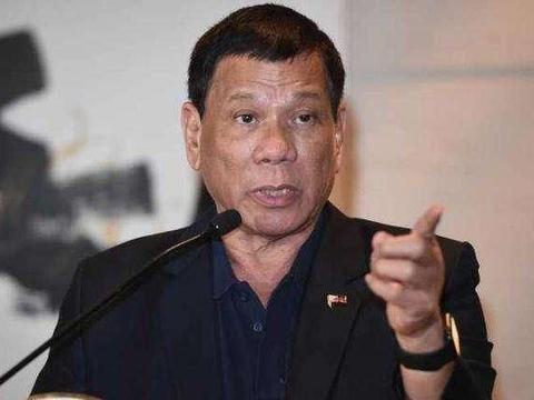 菲律宾总统杜特尔特鼓励向贪污官员开枪:只要不打死就不会被起