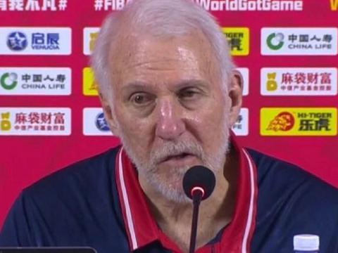波波维奇谈世界杯之旅:美国男篮不再是梦之队,球员们没责任
