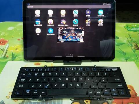 年度安卓平板机皇:三星GalaxyTabS6一周上手轻体验