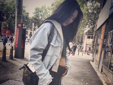曹格回应妻子吴速玲怀孕传闻:她只是吃太饱,那么这话能信吗?