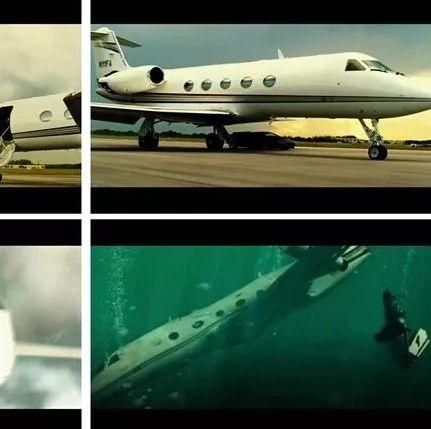 看电影说通航:好莱坞大片中的飞机镜头