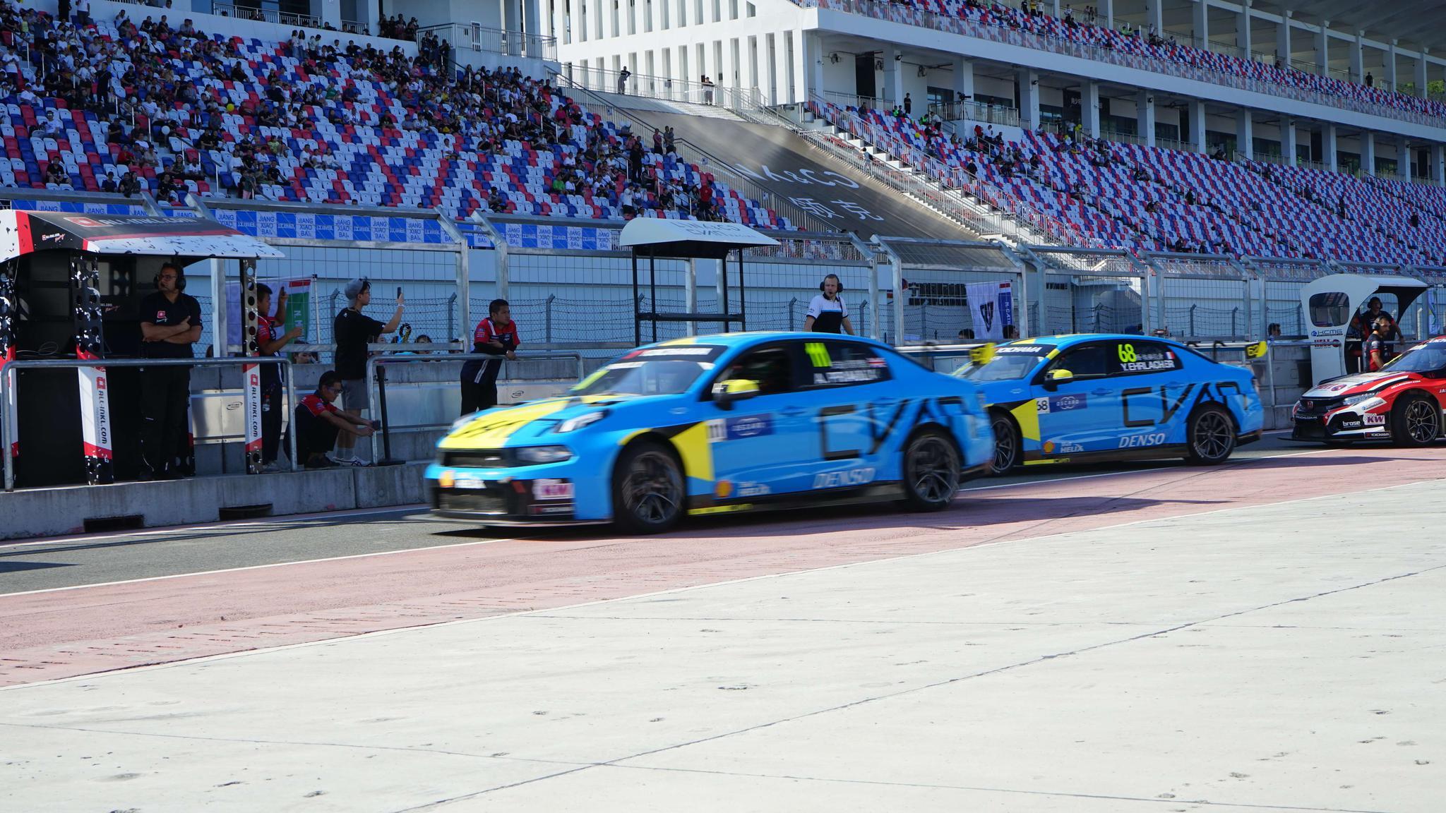 领克03 TCR本土首战夺冠 816台冠军车型领克03+开售18秒售罄
