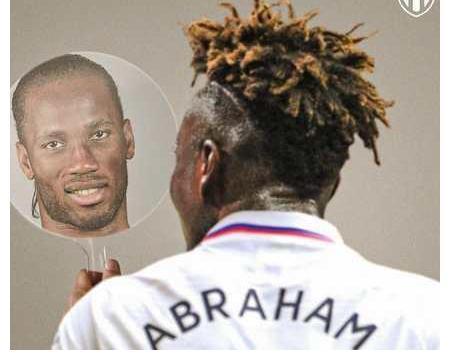 魔兽接班人到位?照照镜子,亚伯拉罕发现自己是德罗巴