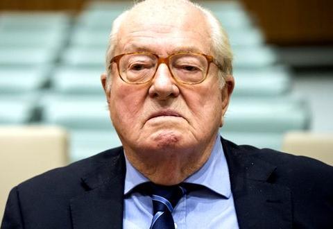 涉嫌挪用欧洲议会助理费 法国极右派元老遭起诉