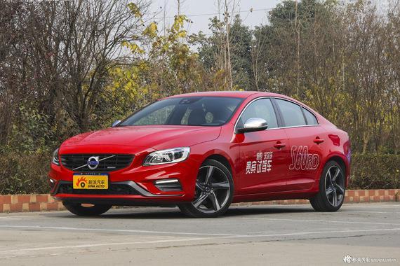 国产全新沃尔沃S60实车图,新车将于12月份上市