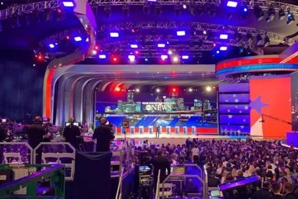 2020大选:现场目击民主党参选人第三场辩论