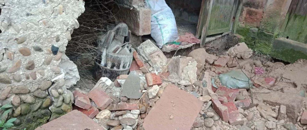 铅山县房屋地基离奇塌陷案搞清楚了 真的是有人挖宝