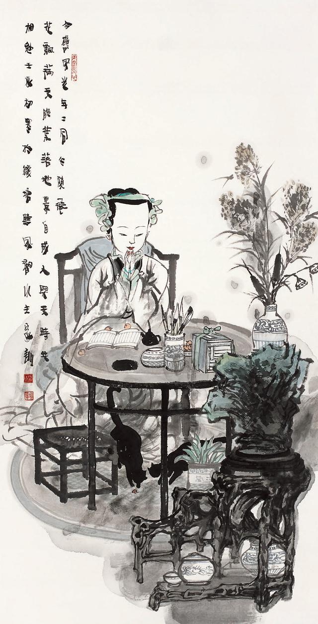 书画市场遭遇寒冬,王家训的作品为何能荣宠不衰?