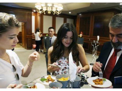 土耳其举行成都美食文化节