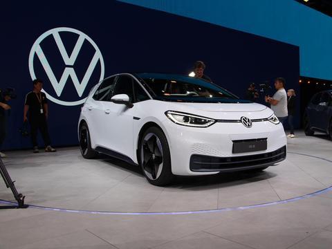 大众对电动车盈利乐观:要完成特斯拉没完成的目标
