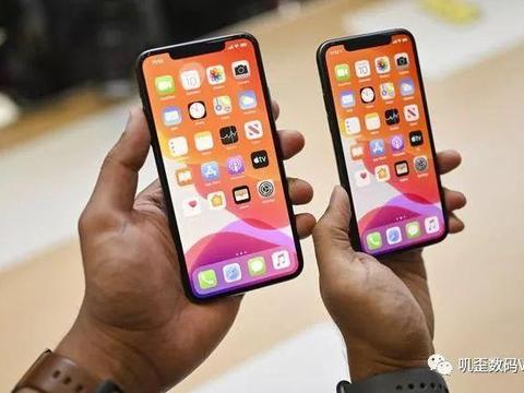 """苹果耍""""小心机"""":吃定果粉64GB不够用,变相提升iPhone11利润"""