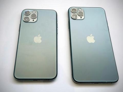 iPhone11系列预售量同比暴增480%!iPhoneX下降猛烈