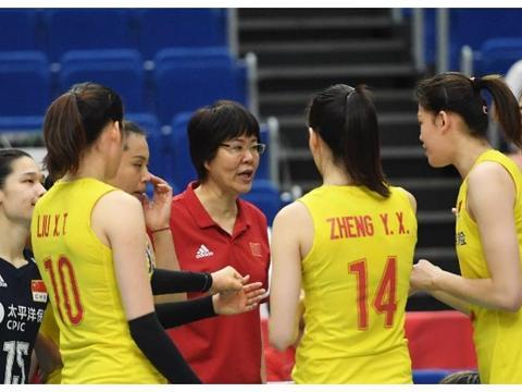东京奥运前哨战!世界杯中国女排两连胜,郎平率队向冠军发起冲击