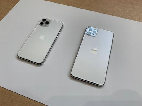 iPhone 11系列国行版细节:全部支持双卡双待